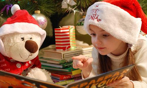4 ting man skal gøre når julen skal fejres i hjemmet Læs en julebog med børnene - 4 ting man skal gøre, når julen skal fejres i hjemmet