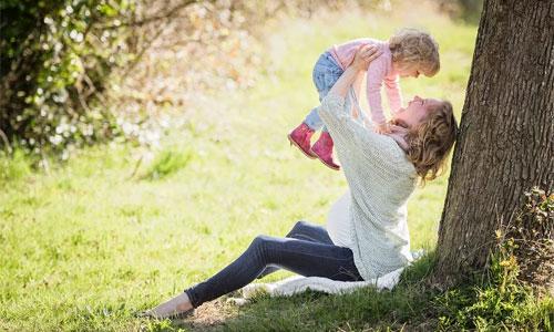 4 tricks til at forbedre kommunikationen i familien Vær dig selv foran dine børn - 4 tricks til at forbedre kommunikationen i familien