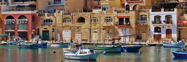 Familieliv på budget 3 prisvenlige feriedestinationer Valletta - Familieliv på budget - 3 prisvenlige feriedestinationer
