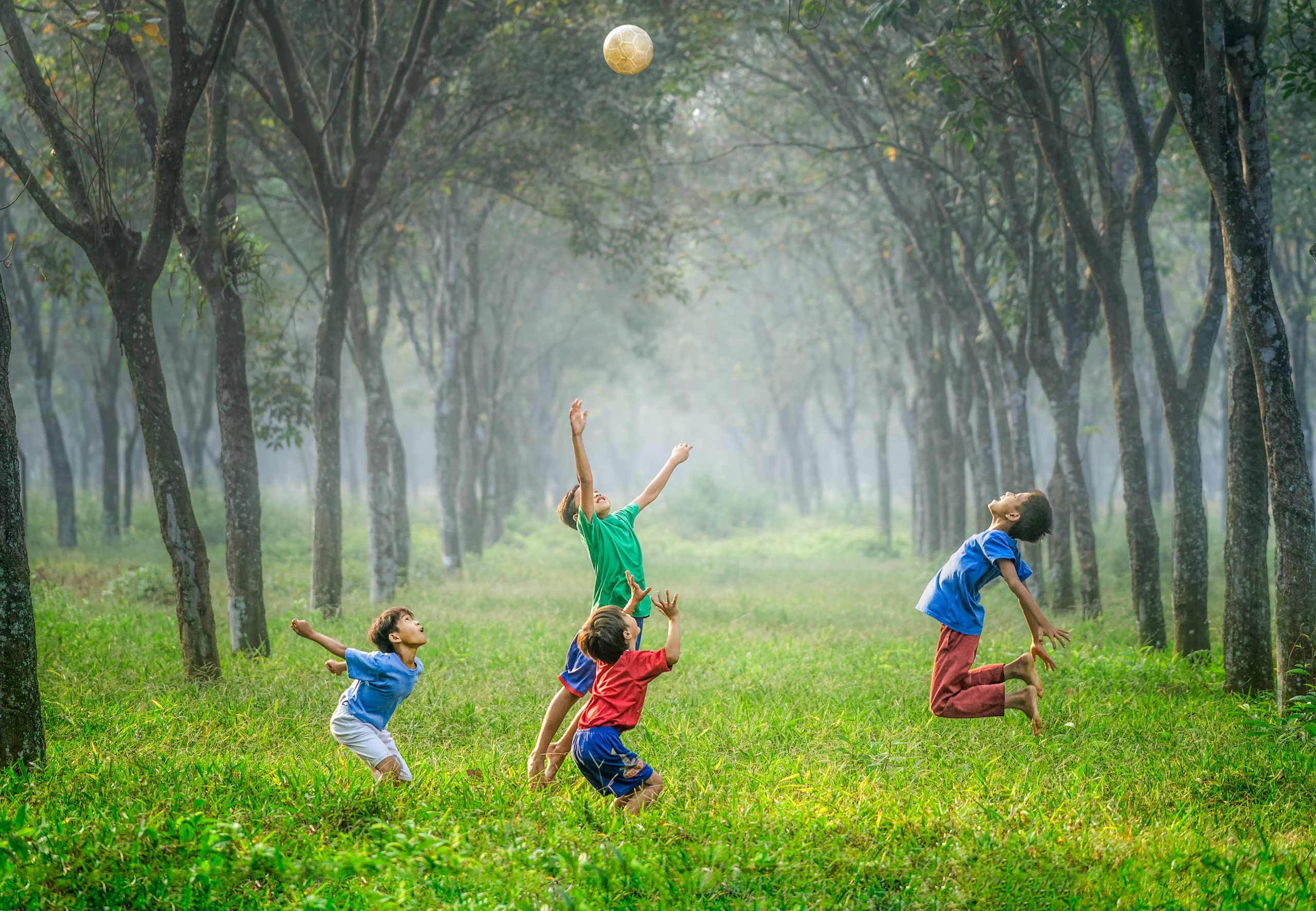 Økologiske tekstiler og legetøj til børn
