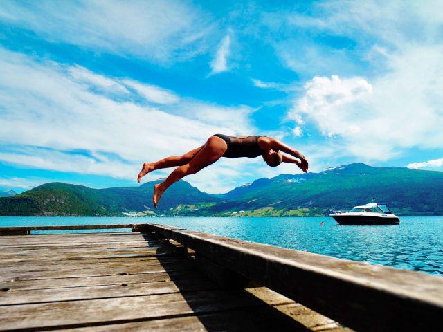 charlotte karlsen VNLqMCsqzrc unsplash 640x480 - Bliv den hurtigste svømmer til konkurrencer og ved stranden