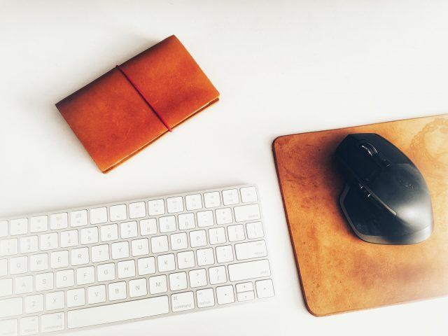 benjamin sullivan TSFSjl9xbuI unsplash 640x480 - Forebyg belastningsskader med en ergonomisk mus