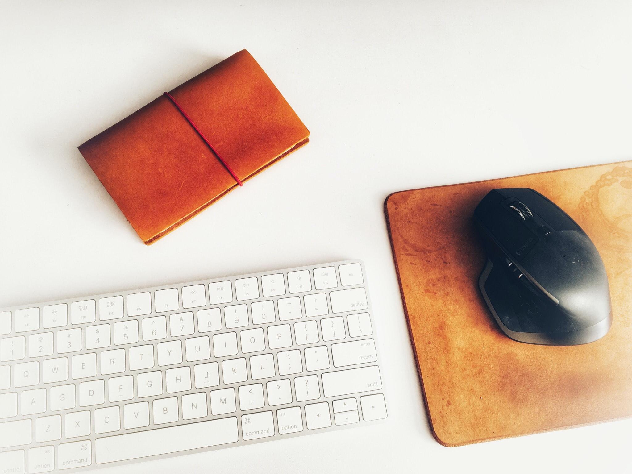 Forebyg belastningsskader med en ergonomisk mus