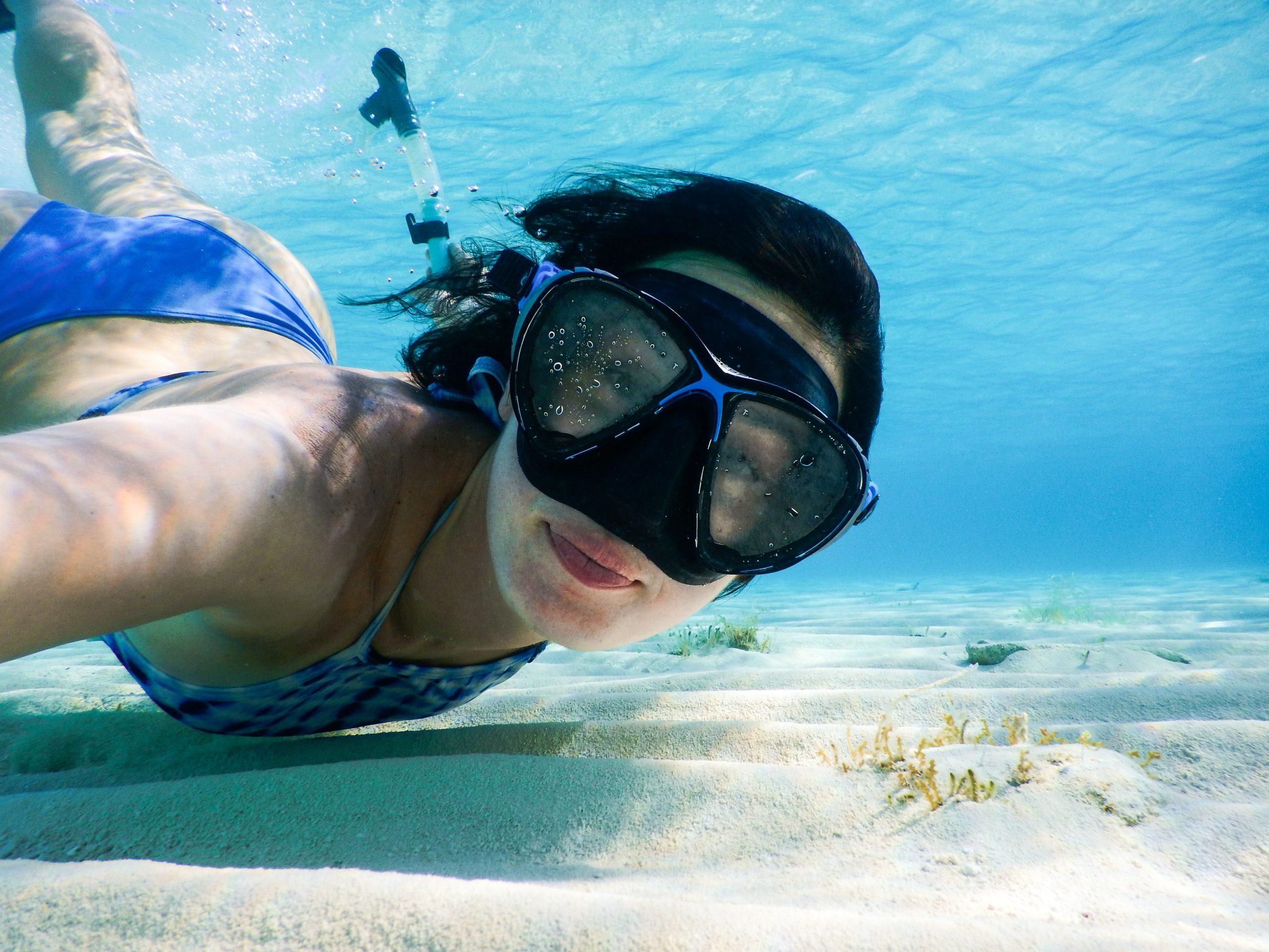 Den bedste maske til din dykkertur