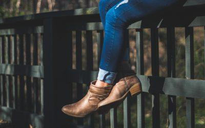 Forkæl dig selv med nye sko