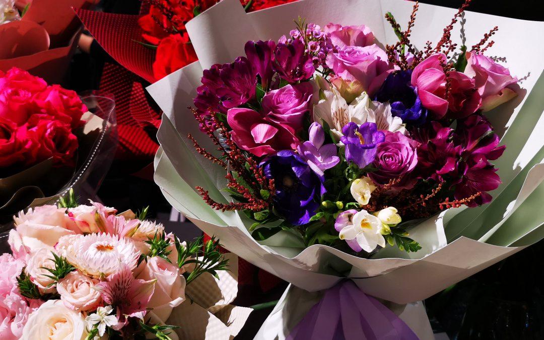 Anledninger som fortjener en buket blomster