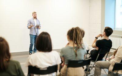 Fang dine kunder med en god præsentationsteknik