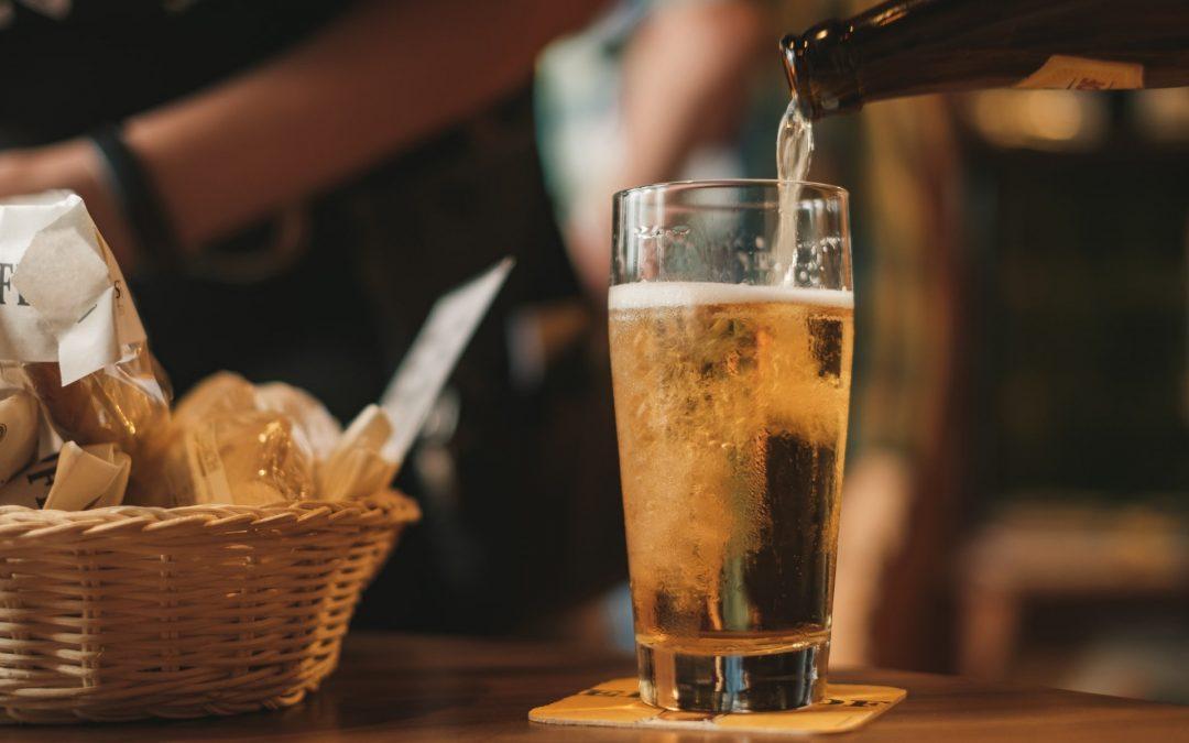 Nyd en øl fra Klosterbryggeriet
